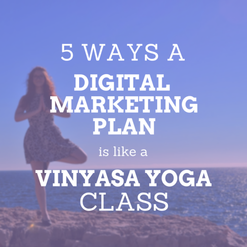 Digital Marketing and Yoga